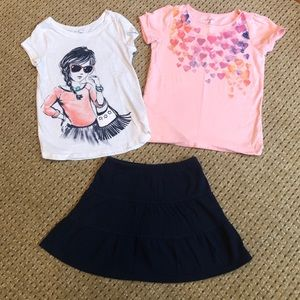 Other - Girls Size 7/8 Outfits